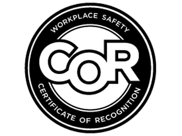 Liquids in Motion Ltd. is COR Workplace Safety Certified.